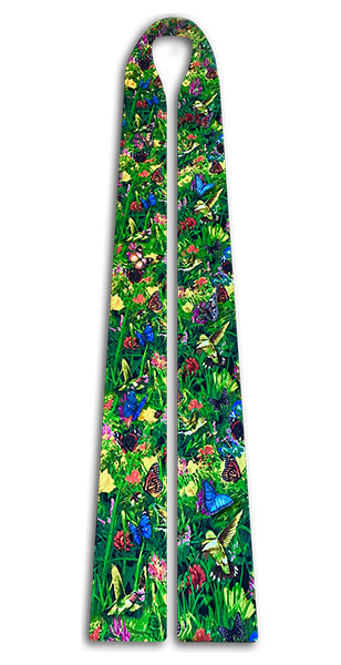 Photograph of Butterfly Garden 3D Clergy Stole